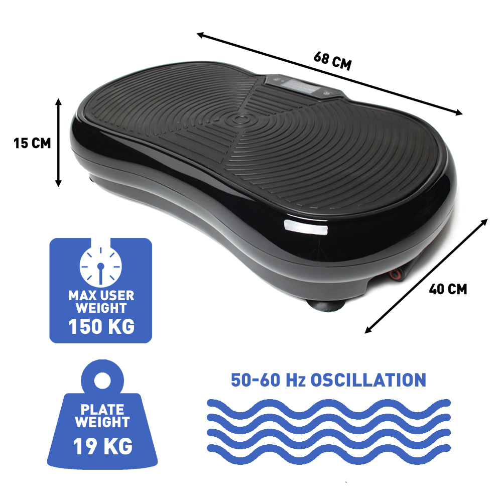 bluefin vibration plates