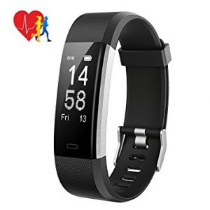 mpow fitness tracker and heart rate monitor
