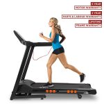 JLL T350 Digital Folding Treadmill Review