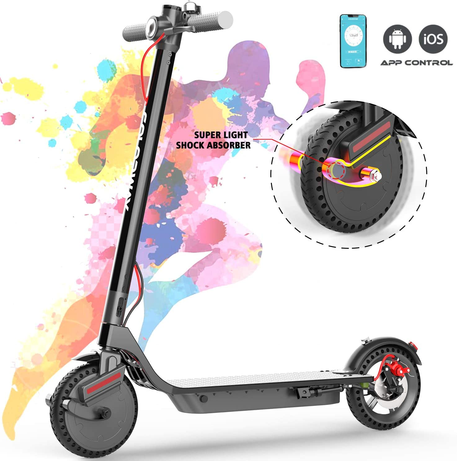 colorway electric scooter